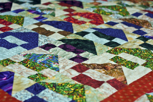 show and tell quilts san fernando valley
