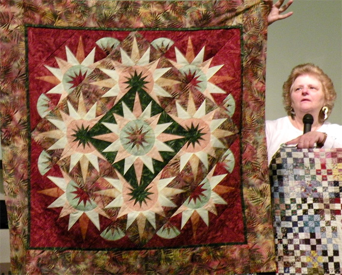 san fernando valley quilt association